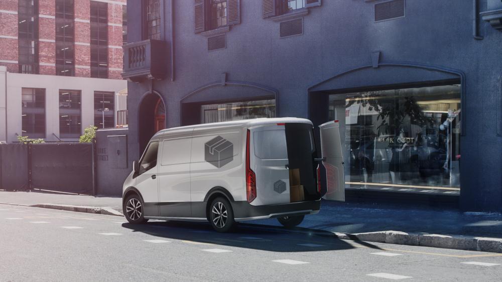 Bosch prináša na cesty elektrické dodávky