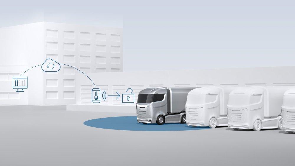 Perfectly Keyless prináša spoločnosť Bosch