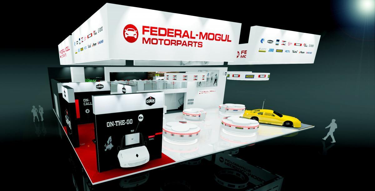Federal-Mogul Motorparts na veletrhu Automechanika Frankfurt 2018