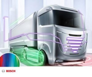 BOSCH na výstave IAA COMMERCIAL VEHICLES 2018