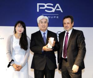 KYB obdržala cenu dodávateľa od PSA
