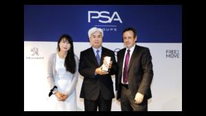 KYB získala ocenění od PSA