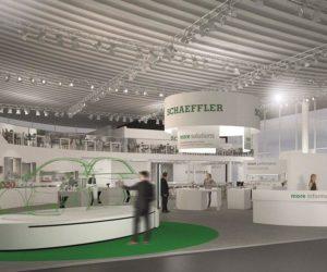 Spoločnosť Schaeffler vezme na Automechanice 2018 návštevníkov do autoservisu zajtrajška