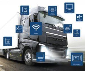 Johnson Controls predstaví novinky pre segment nákladných vozidiel