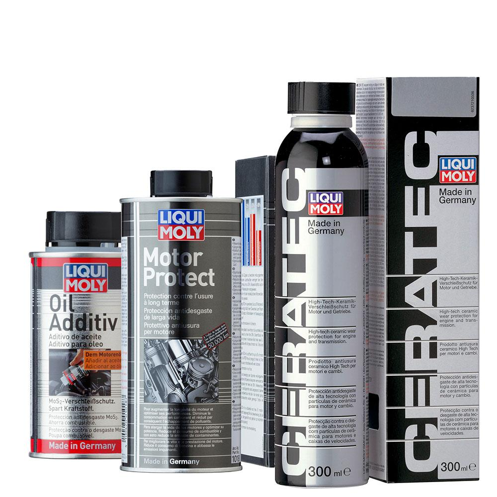 Oil Additiv, Motor Protect a Cera Tec