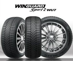 Nexen Tire Winguard Sport 2 dostala ocenenie iF Design Award