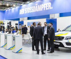 Pneumatické zavesenie BILSTEIN na veľtrhu Automechanika 2018