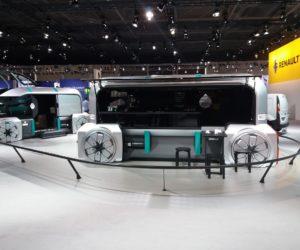 FOTOREPORTÁŽ: IAA Commercial Vehicles v Hannoveri