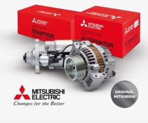 Štartéry a alternátory Mitsubishi pre nákladné autá v ponuke firmy ALLSTAR