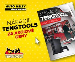 Náradie TENGTOOLS za akciové ceny u Auto Kelly
