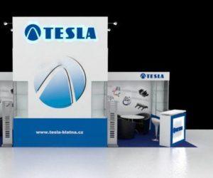 Spoločnosť Tesla na Veľtrhu Automechanika Frankfurt
