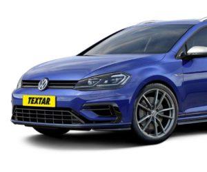 Textar vie brzdové kotúče pre Nissan Leaf a Volkswagen Golf VII Variant