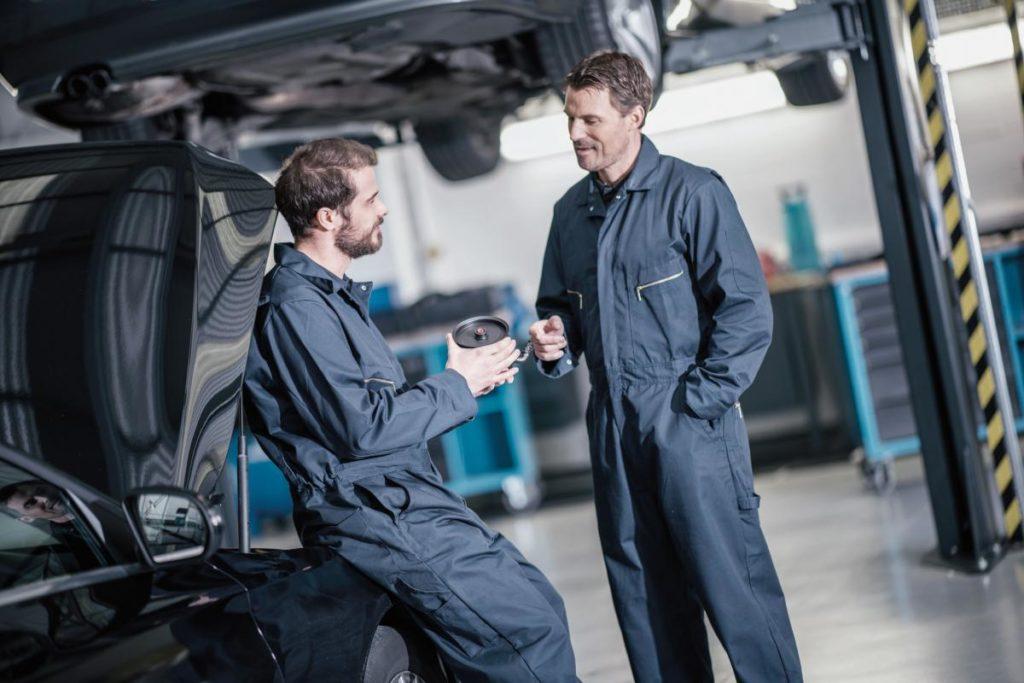 ZF Aftermarket vysvetluje správny spôsob výmeny čerpadlá riadenia