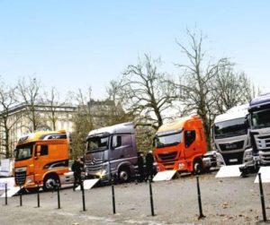 Registrácia úžitkových vozidiel v EÚ zaznamenala v septembri pokles