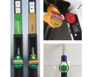 Palivové identifikačné štítky majú jednotnú podobu