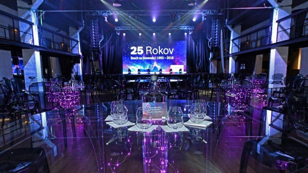 Výročie 25 rokov od založenia pobočky na Slovensku