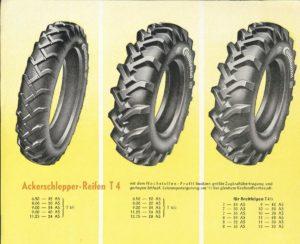 T4 AS - první agro pneumatika s nepropojenými bloky dezénu