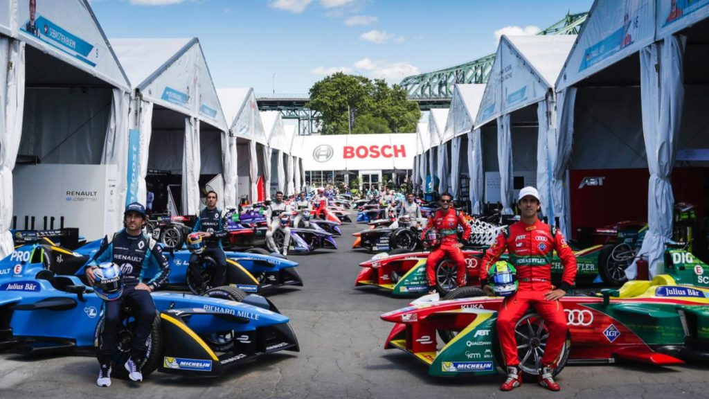 Bosch sa stal oficiálnym partnerom šampionátu ABB FIA Formuly