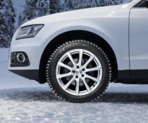 Goodyear UltraGrip Performance SUV Gen-1 na čele testu zimných pneumatík