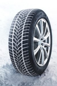 Goodyear UltraGrip Performance SUV Gen