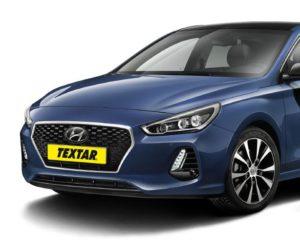 Brzdové kotúče Textar pre nový Hyundai i30