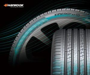 Pneumatika Hankook pre elektromobily získala cenu