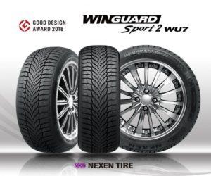 Pneumatika Nexen Winguard Sport 2 získala ďalšie ocenenie