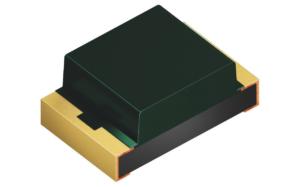 Senzor venkovního osvětlení SFH 5701 A01 je aktivní součástka, jejíž integrovaný obvod je napájen signálním proudem, a proto nepotřebuje externí zdroj napájení