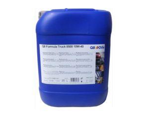Q8 Formula Truck 8500 10W40 – novinka v sortimente firmy Top Oil Services