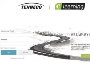 Tenneco spúšťa novú webovú platformu eLearning