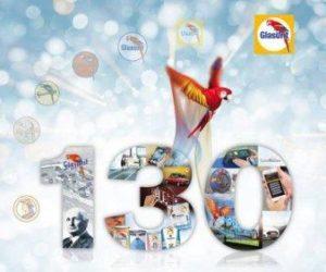 Rok 2018 – jubilejný rok Glasuritu