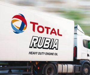 Nový rad motorových olejov TOTAL RUBIA OPTIMA
