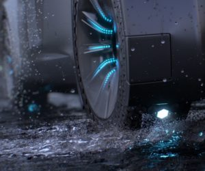 Hankook Tire predstaví koncepty nových futuristických pneumatík