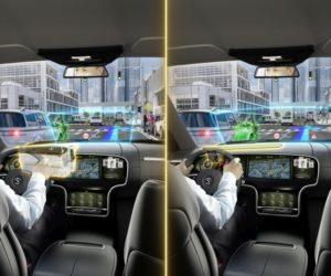 Continental predstavuje priehľadový displej s rozšírenou realitou