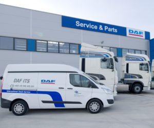 Spoločnosť SPEDOX sa stala novým dealerom firmy DAF