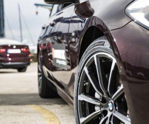 Firma Hankook dodáva pneumatiky do nových vozidiel BMW