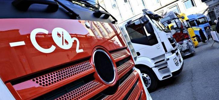 Hlasovanie o znižovaní emisií CO2 u nákladných automobilov
