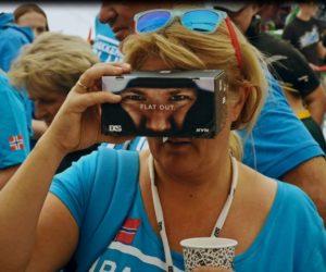 Spoločnosť KYB natočila už druhé video vo virtuálnej realite