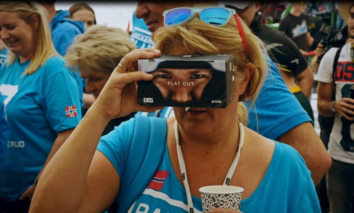 Společnost Kyb vytvořila druhé video ve virtuální realitě