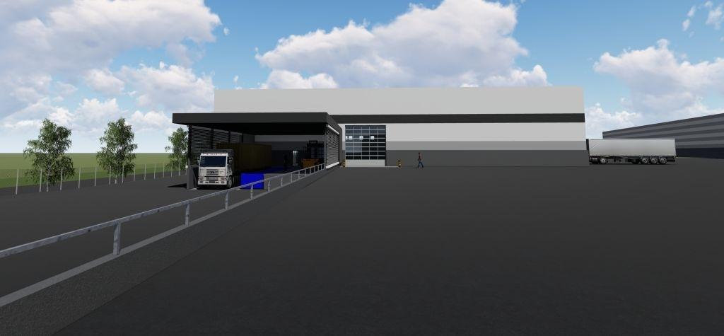 Nové R & D centrum s plochou přibližně 3.500 metrů čtverečních