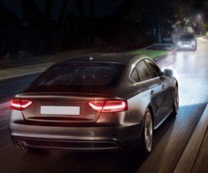 Vhodné osvetlenie auta môže zabrániť nehode