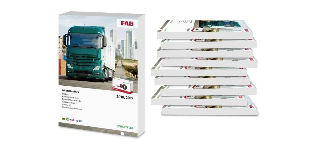 Schaeffl katalog pre ťažké úžitkové vozidlá