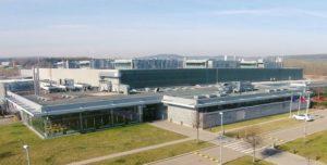 Firma Valeo buduje novú výrobnú halu v Žebráku