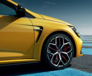Bridgestone ako exkluzívny dodávateľ pneumatík Potenza S001 a S007 pre nový Renault Mégane R.S.