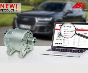 Nový alternátor firmy AS-PL pre Audi Q7