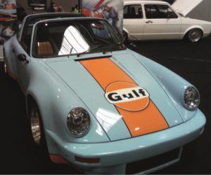 Interaction: Priebeh renovácie v rámci projektu Porsche 911