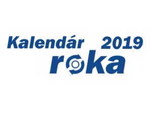 Kto bude mať najlepší Kalendár roka 2019?