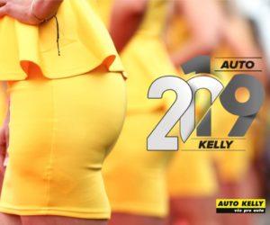 Kalendár spoločnosti Auto Kelly pre rok 2019