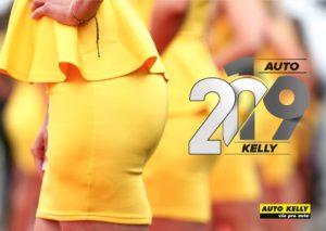 Kalendár Auto Kelly 2019