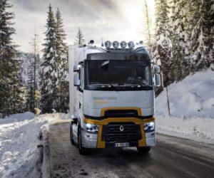 Nové vozidlá Renault Trucks sa chváli úsporou paliva